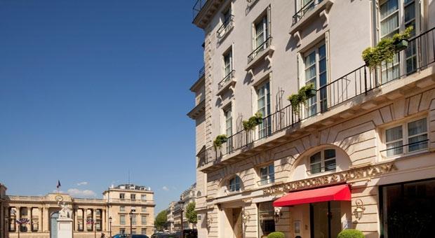 Hotel Bourgogne & Montana