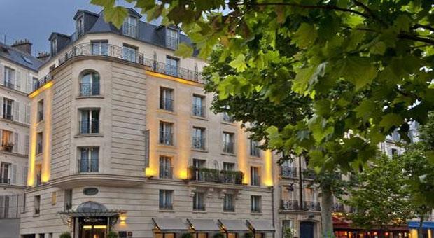 Le Tourville Hotel