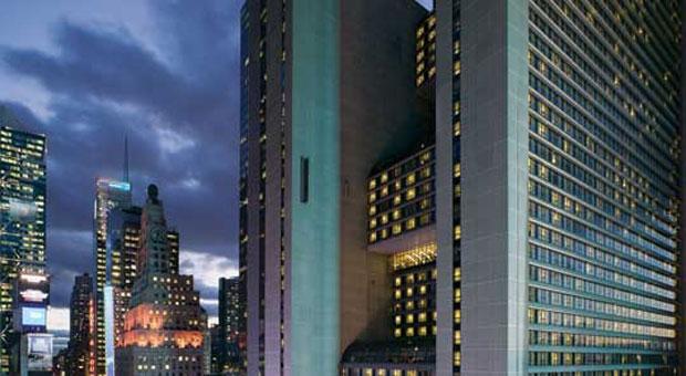 New York Marriott Marquis Hotel