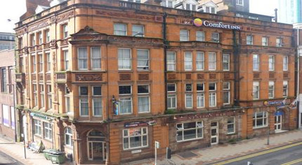 Cheapest Hotel Near Birmingham City Centre
